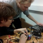 Johannes & Mihkel, debugging it