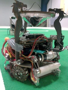 "Team Nasty robot ""Mall2"""