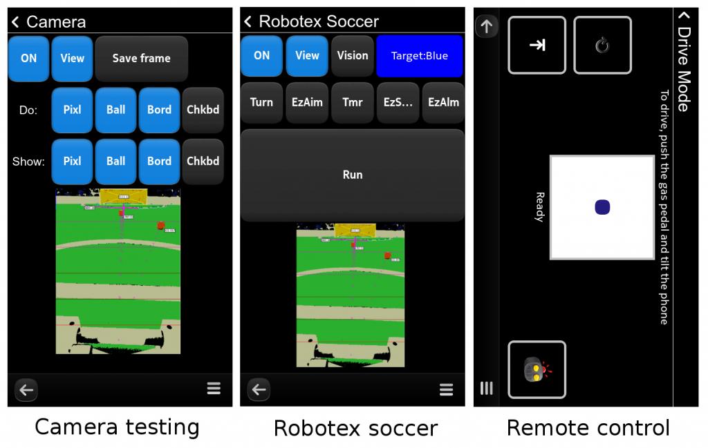 Telliskivi smartphone app UI screenshots